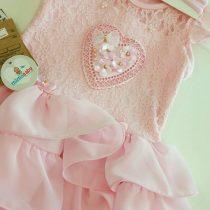 Vestido Rosa (EM PROMOÇÃO)