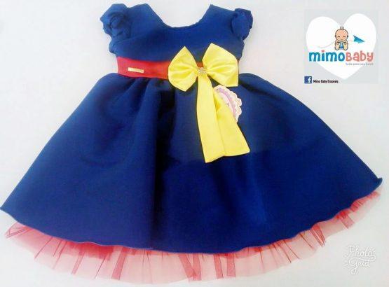Vestido SHOW DA LUNA (EM PROMOÇÃO)