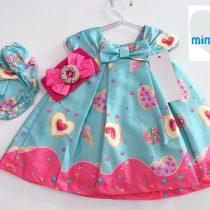 Vestido Confeitaria Baby