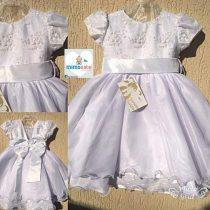 Vestido Branco Cinto