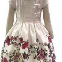 Vestido Bella Bambina Floral