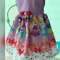 Vestido Princesa Baby