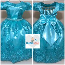 Vestido Luxo Tiffany
