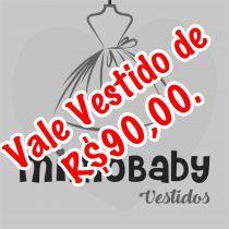VALE VESTIDO DE R$90,00