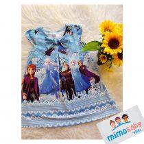 Vestido Temático Frozen / Frozzen