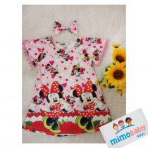 Vestido Temático da Minie 2